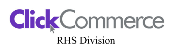 Click Commerce RHS