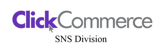 Click Commerce SNS